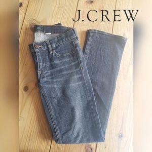 J.CREW Matchstick Denim Jeans Women's Sz. 26 S